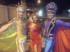 Quadrilha Simpatia Junina leva título de campeã no polo de Santana, no AP