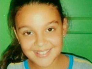 Izabelli Pereira desapareceu na quinta-feira (15), depois do assassinato da mãe (Foto: Reprodução / Inter TV)