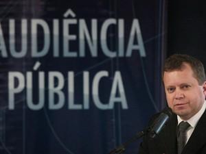 Juiz da Vara de Execuções Criminais da Região Metropolitana, Sidinei Brzuska (Foto: Carlos Humberto/STF)