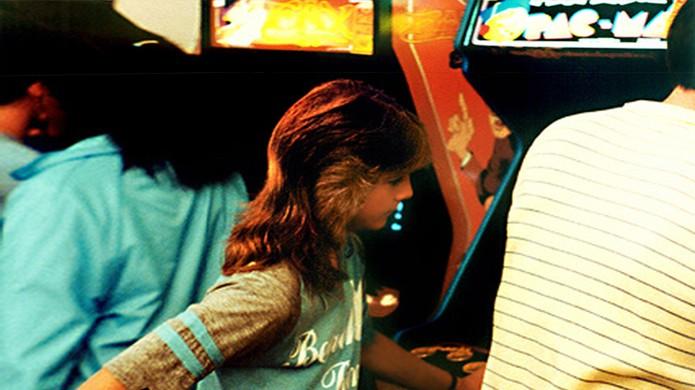 Pac-Man levou muitas garotas aos fliperamas, antes dominados por garotos (Foto: Flickr)