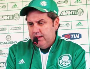 FUTEBOL -  Palmeiras -  Gilson Kleina (Foto: Marcelo Hazan)
