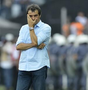 Corinthians x São Paulo Milton Cruz (Foto: Mauro Horita/Agif/Estadão Conteúdo)