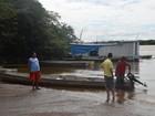 Comunidades ribeirinhas de Roraima recebem diversos serviços de saúde