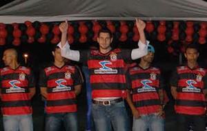 Goleiro do Campinense, Dalton (Foto: Silas Batista / Globoesporte.com/pb)