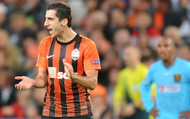 Mkhitaryan Shakhtar (Foto: AFP)