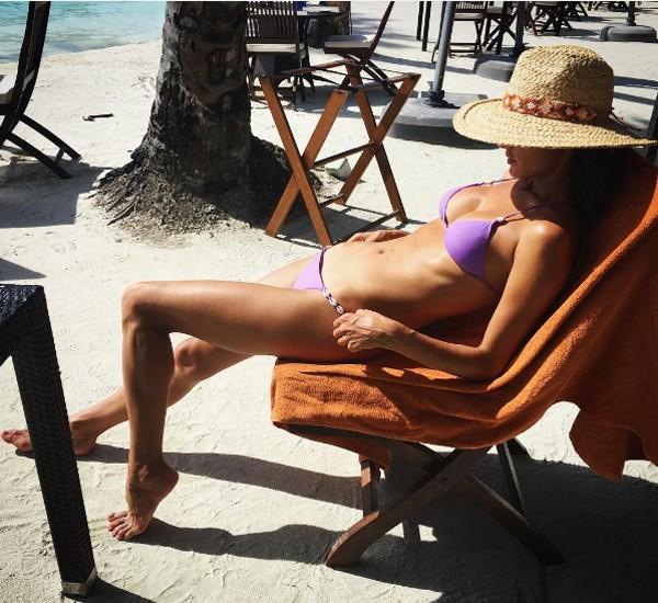 Alessandra Ambrosio (Foto: Reprodução / Instagram)