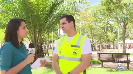RBTrans reforça linhas de ônibus para o concurso da Polícia Militar do Acre