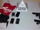 Seis pessoas são detidas por tráfico de drogas em Governador Valadares