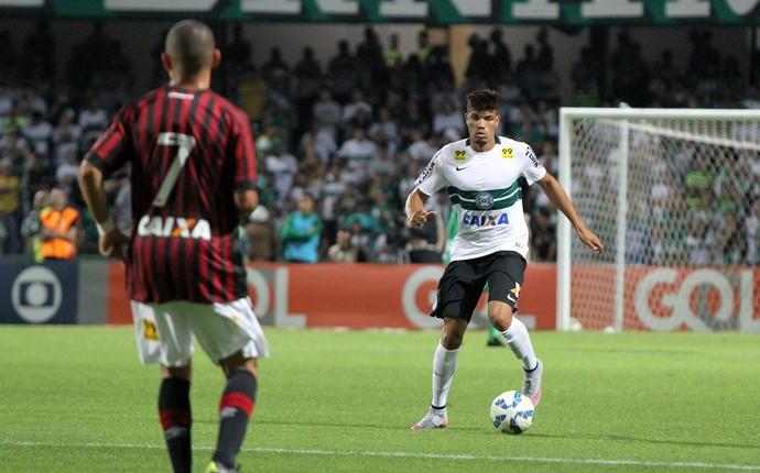 Coritiba Atlético-PR Juninho (Foto: Divulgação/ Coritiba)