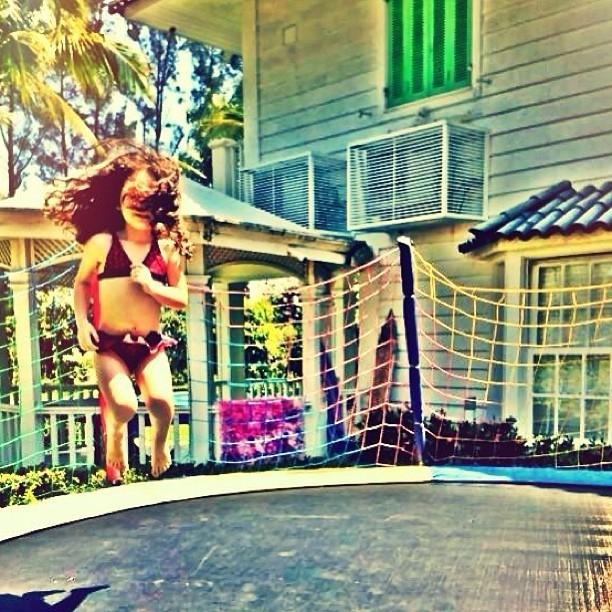 Tânia Mara posta foto da filha Maysa (Foto: Instagram / Reprodução)
