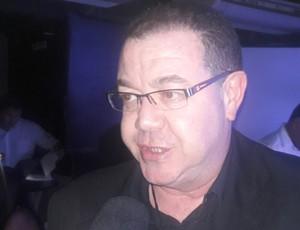 Madson Delano, chefe de esportes da TV Gazeta (Foto: Denison Roma / GloboEsporte.com)
