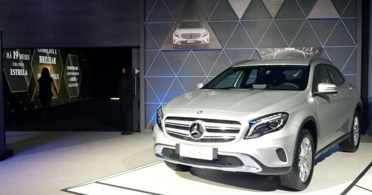 b2ae57818 G1 - Mercedes inaugura fábrica de carros com investimento de R$ 600 milhões  - notícias em Piracicaba e Região