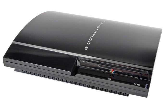Primeiras versões do PS3 traziam até suporte a jogos de PS2 (Foto: Divulgação/Sony)