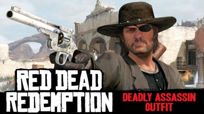 Um tapa olho e um novo chapéu fazem parte da Deadly Assassin (Foto: Reprodução/Rockstar Games)
