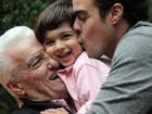 Joaquim Lopes abre álbum de família e confessa: 'Não acredito em fama'