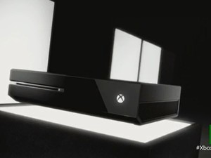 Console do Xbox One, o novo console da Microsoft (Foto: Reprodução)