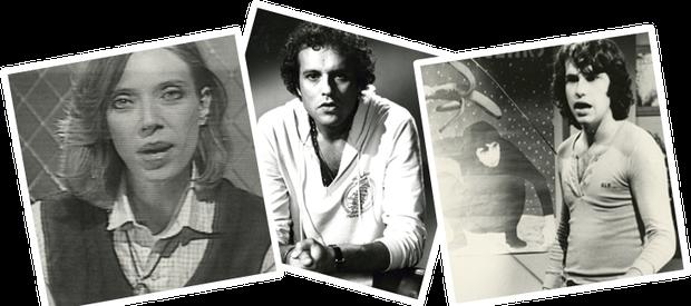 Marília Gabriela, Denis Carvalho e Ney Santana: apresentadores do antigo Telecurso 2º grau, na década de 80 (Foto: Telecurso)