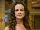 Carolina Kasting sobre nova fase de Gina: 'Vem coisa bombástica por aí'
