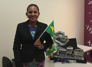 Niedja Félix Santana, secretária da Semes (Foto: Daniele Lira)