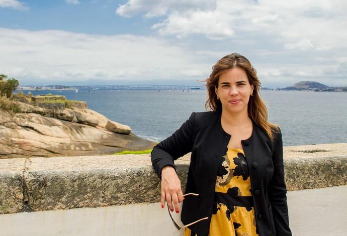 Fabiana Bentes é jornalista e falará sobre patrocínio sustentável (Foto: Divulgação)