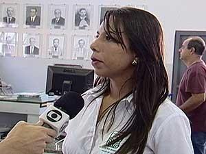 Organizadora da campanha afirmou que o objetivo é ajudar o próximo (Foto: Reprodução/ TV Integração)