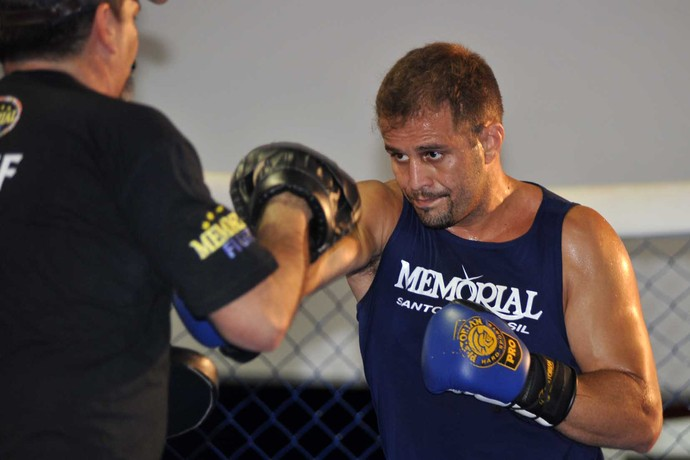 Fábio Maldonado (Foto: Ivan Storti / Divulgação Memorial)
