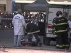 Bombeiros encontram corpo nos escombros de prédio que ruiu um SP