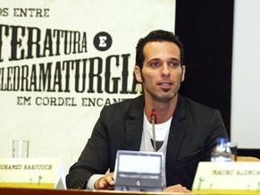 Mouhamed Harfouch (Foto: Globo/Anabela Loureiro)