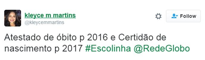 Pedro Pedreira quer comprovar que 2016 acabou (Foto: Reprodução)