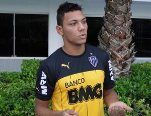 Alex Silva Atlético-MG (Foto: Leonardo Simonini)