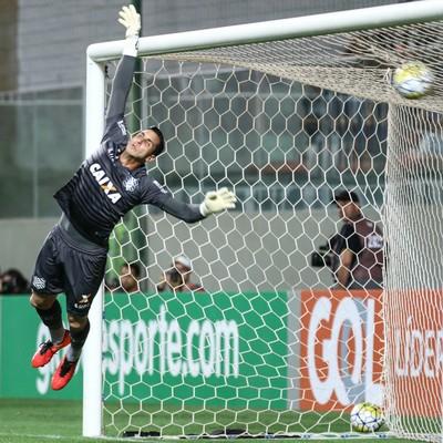 Gatito Fernández Figueirense (Foto: Bruno Cantini/Atlético-MG)