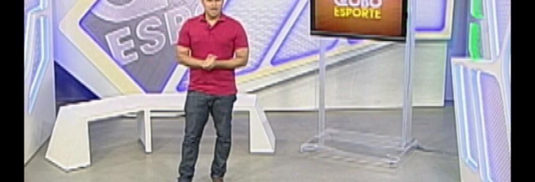 Veja o Globo Esporte desta sexta-feira, dia 1º de julho