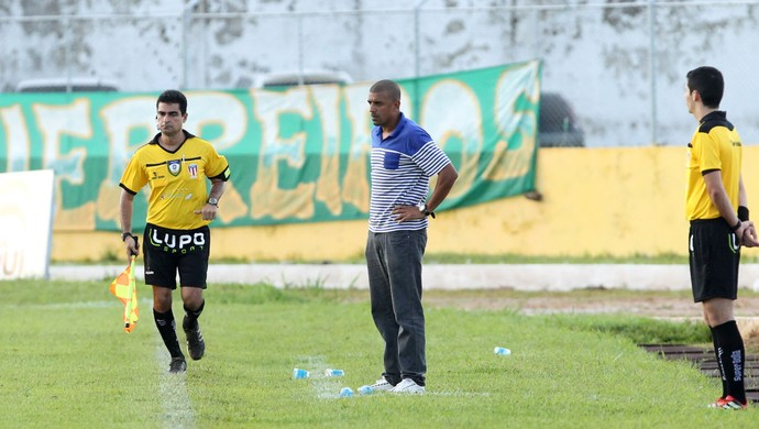Roberto Fernandes e Lecheva (Foto: Everaldo Nascimento / O Liberal)