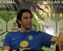 No Ceará, Luca Toni aposta na Itália e torce por recorde de Klose na Copa