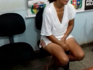Mulher alegou que crianças não estaria obedecendo (Foto: João Bosco / Cobnselho Tutelar)