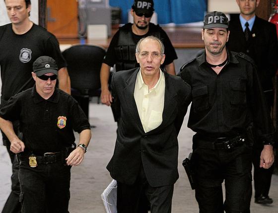 O ex-deputado Hildebrando Pascoal (Foto:  DIDA SAMPAIO/ESTADÃO CONTEÚDO)