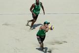 George e Thiago estão na fase de grupos do Grand Slam de Long Beach