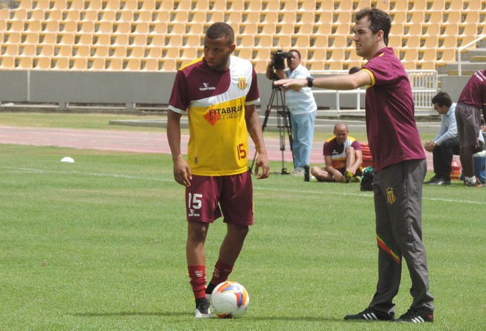 Anderson tem sido o escolhido de Léo Condé durante reta final da Série B (Foto: Sampaio / Divulgação)