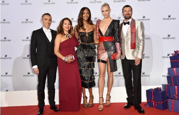 Swarovski animou Semana de Moda de Milão (Foto: Divulgação)