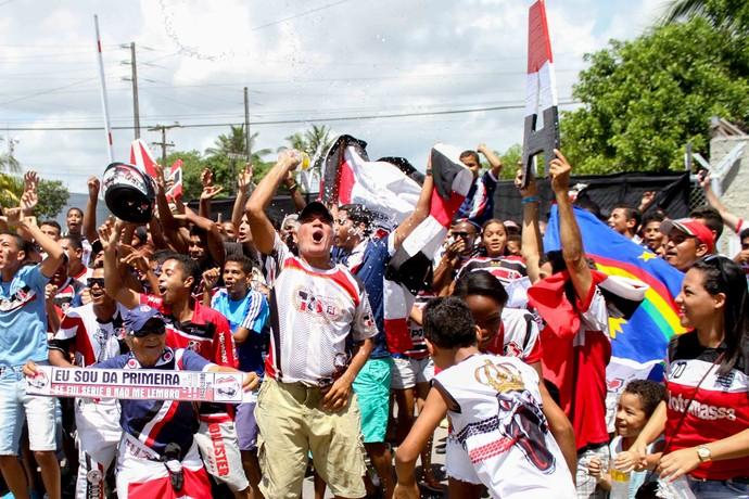 Festa do Santa  (Foto: Aldo Carneiro (Pernambuco/Press))
