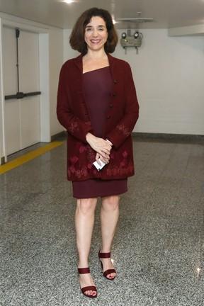 Marisa Orth em show na Zona Oeste do Rio (Foto: Roberto Filho/ Brazil News)