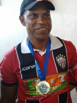Evaldo Conceição, vice de futebol do Serra (Foto: Divulgação/Arquivo Pessoal)