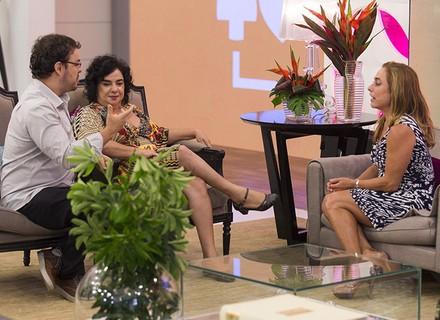 Adrilles e Mariza relembram os dias de confinamento no 'BBB15'