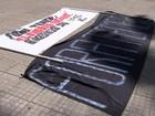Manifestantes fazem ato contra governo Temer em Sorocaba