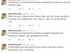 Dilma diz que objetivo de denúncia é impedir candidatura de Lula em 2018