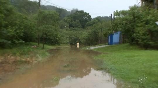 Cheias em rios de Tatuí preocupam moradores do bairro Americana