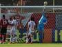 Denis vê mais mérito de batedor em falta, e Lyanco lamenta gol contra