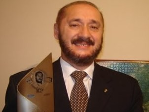 Alberto Simões radialista historiador (Foto: Divulgação/Câmara de São José)