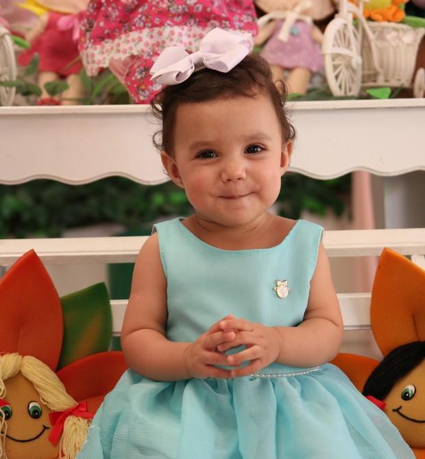 Júlia dos Santos Gerioli (Foto: Arquivo pessoal)