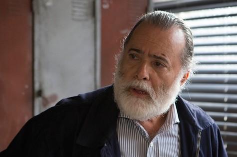 Tony Ramos, o Zé Maria de 'A regra do jogo' (Foto: Inácio Moraes/ Gshow)